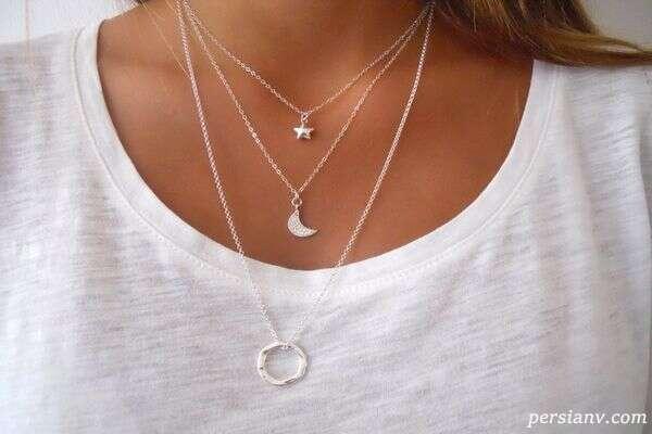 مجموعه جواهرات بسیار زیبای لوویو