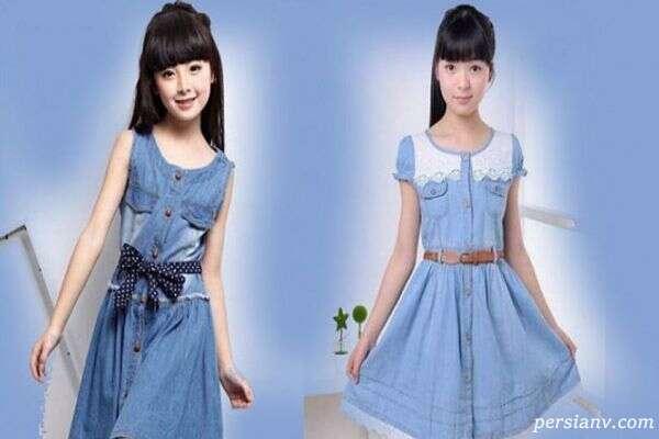 مدل لباس های دخترانه بسیار زیبای D & G در بهار