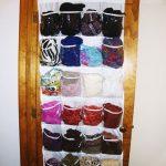 ایده هایی برای سازماندهی شال و روسری در کمد +عکس
