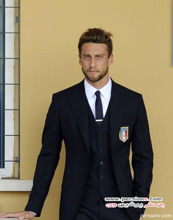 خوش تیپ ترین ستاره های فوتبال دنیا