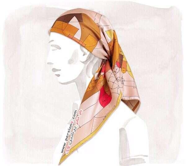روسری های شیک