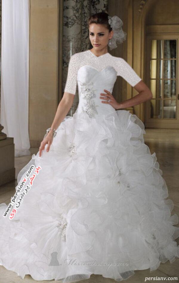 مدل لباس دکلته