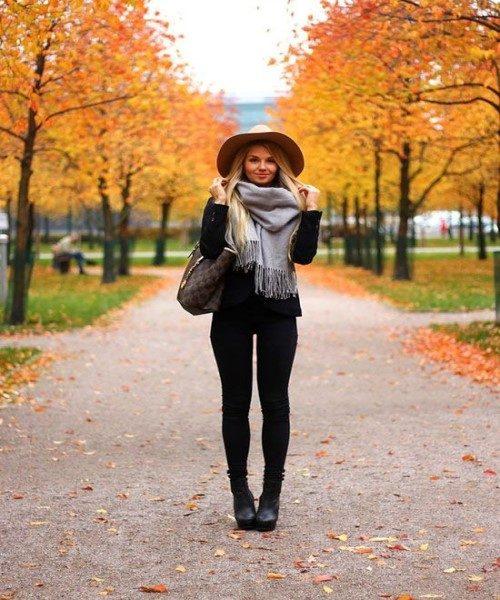 انتخاب یک رو لباسی شیک برای فصل پاییز+ تصاویر