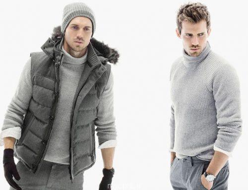تیپ زمستانی مردانه