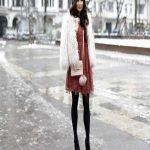 چگونه در زمستان لباس بپوشیم !