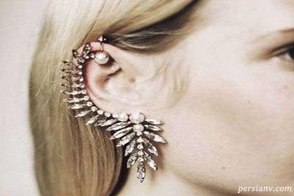 گوشواره برای لاله گوش