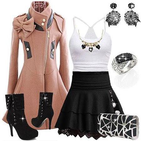 لباس های زمستانی
