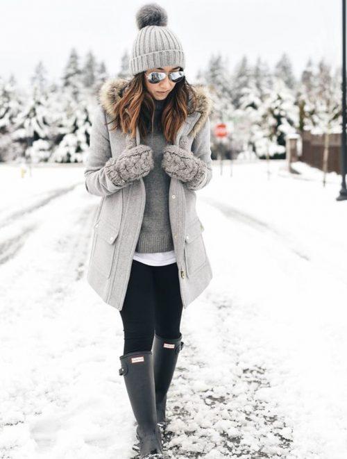مد زمستانی زنانه