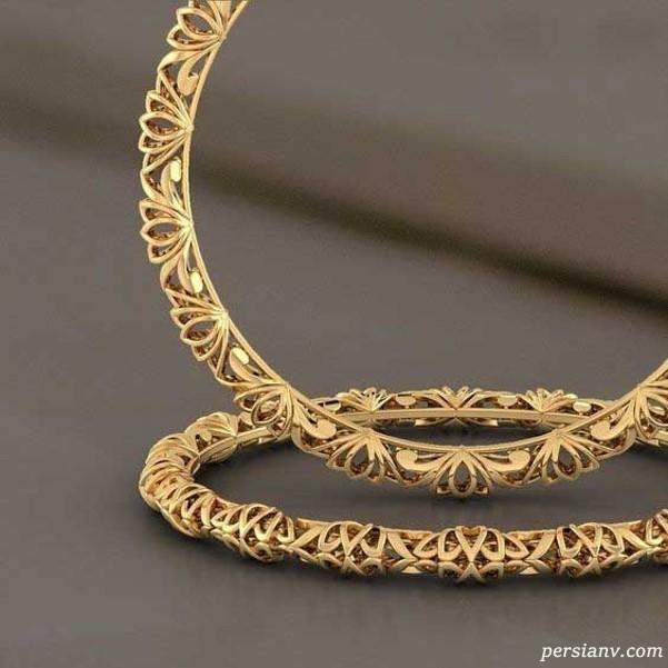 مدل های جذاب النگو طلا