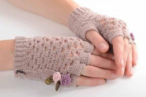 دستکش زمستانه