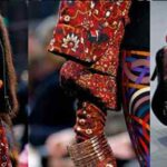 مدل مانتو های مریلا زارعی با طراحی نقوش ایرانی