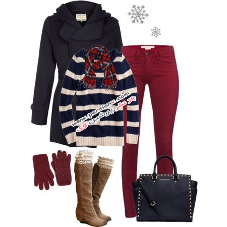 لباس گرم زمستانی