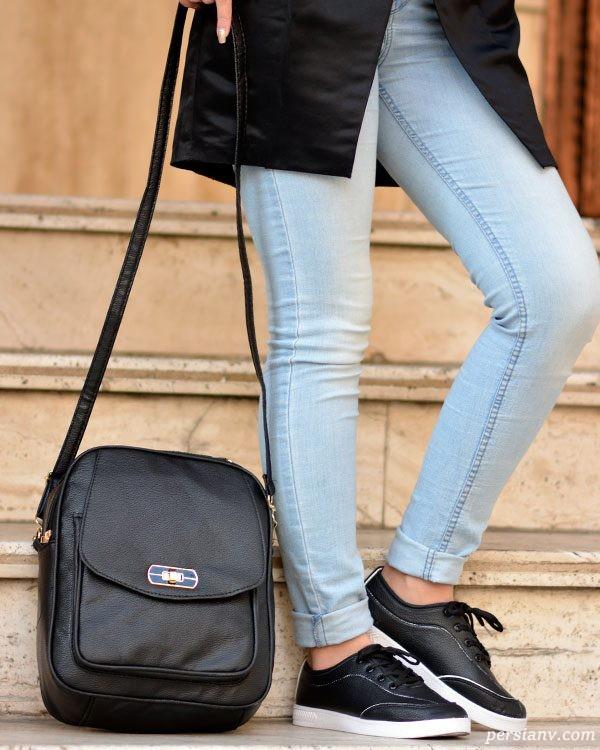 کیف و کفش براق