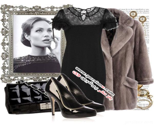 ست لباس انجلینا جولی