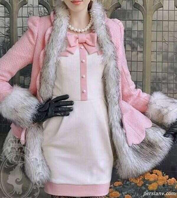 مدلهای جدید پالتو ، برای خانمهای شیک پوش و مشکل پسند