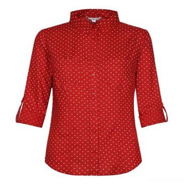 رنگ قرمز برای لباس