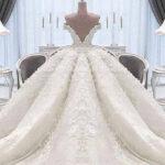 مدل لباس عروس های کازابلانکا برای بهار