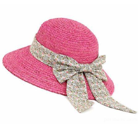 مدل کلاه های تابستانی زنانه + تصاویر