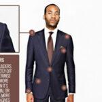 مدل کت و شلوار رسمی مردانه جذاب