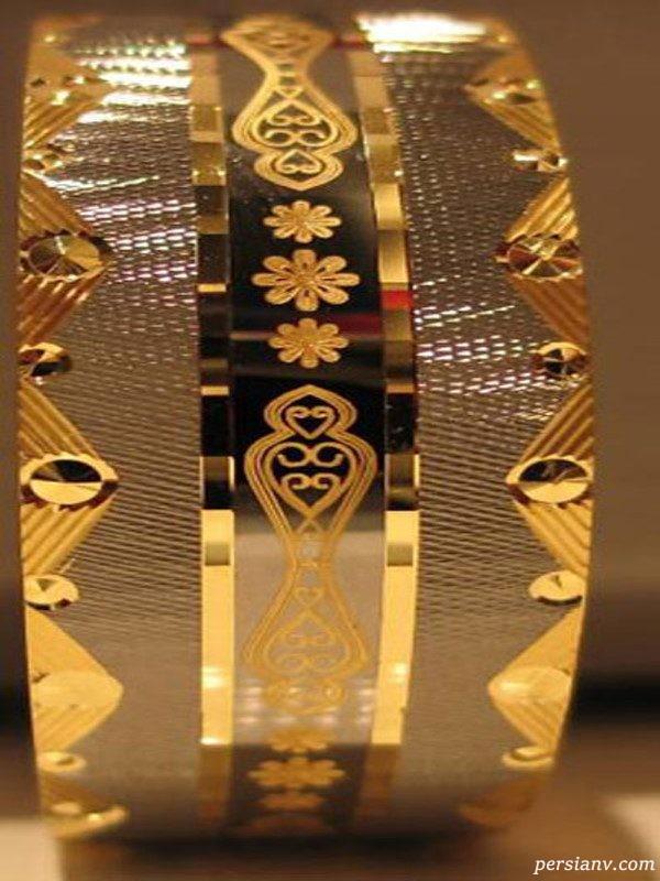 جدیدترین مدل های النگو طلا
