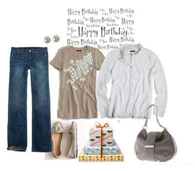 نمونه هایی از نحوه ست کردن شلوار جین با لباسهای مختلف برای مهمانی!