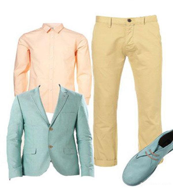 لباس مردانه تابستانی