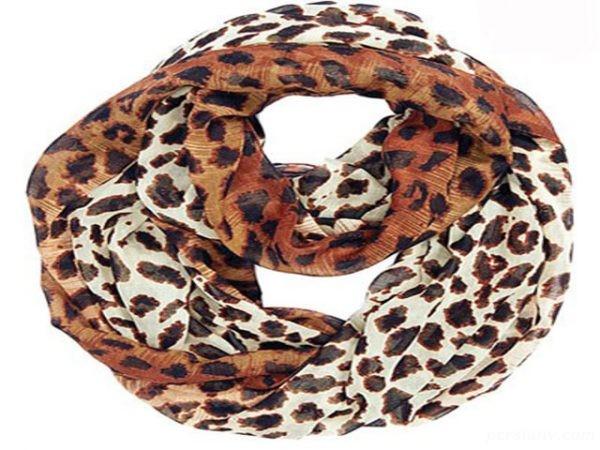 مدل روسری های نخی