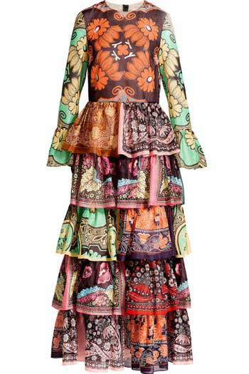 لباس نخی تابستانی