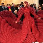 ستاره های مشهور با پوشش غیرمتداول در مراسم Met Gala