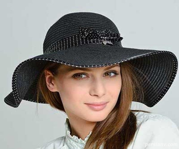 مدل کلاه تابستانه زنانه