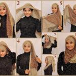آموزش بستن روسری و شال