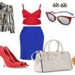ست های جذاب لباس رنگی برای تابستان