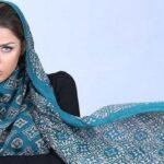 نمونه هایی از شیک ترین و زیبا ترین شال های زنانه و دخترانه