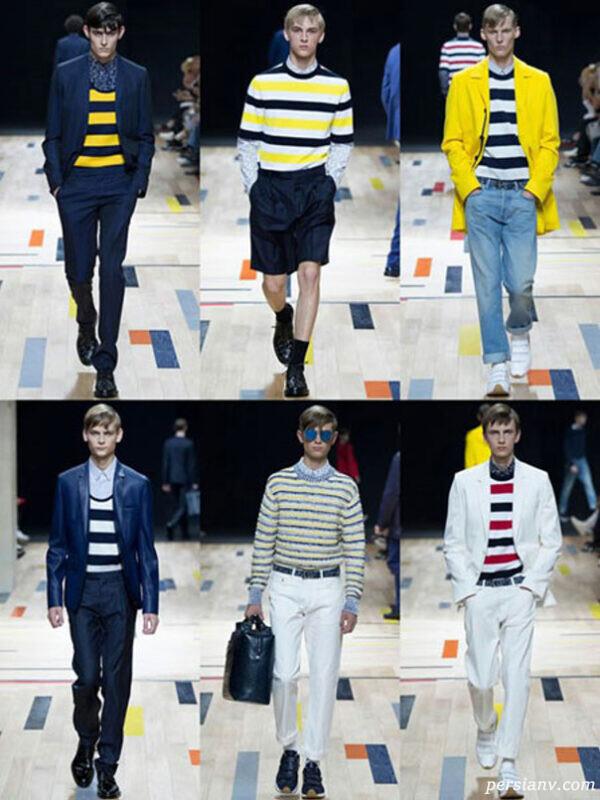 لباس های مردانه بهاری