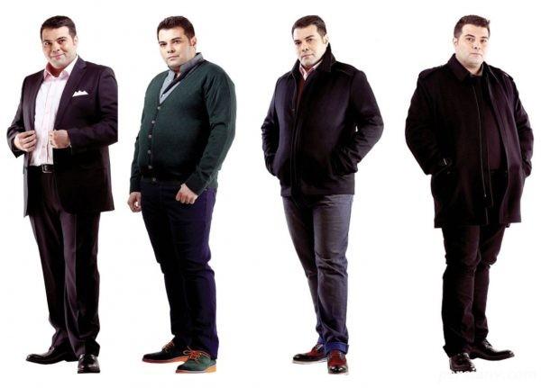 اصول لباس پوشیدن مردان کوتاه قد