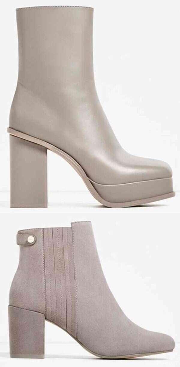 کفش زنانه برند زارا