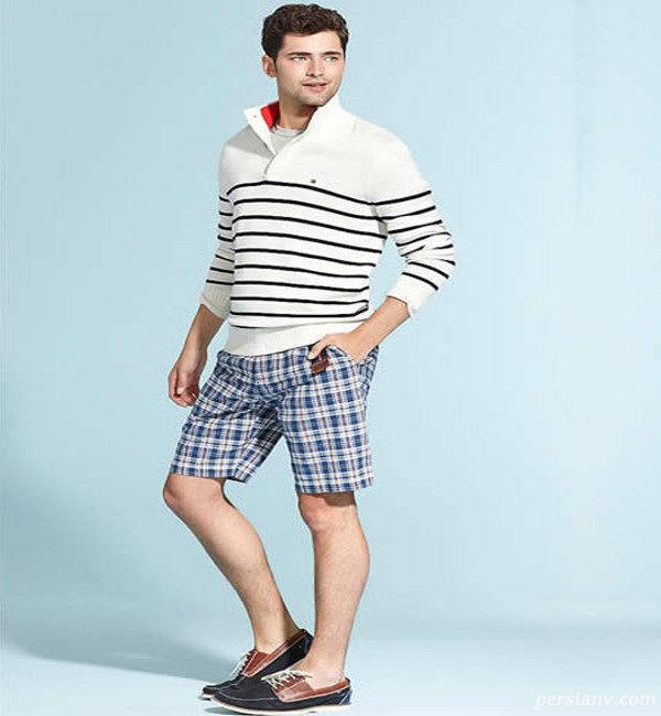 لباس تابستانی مردانه