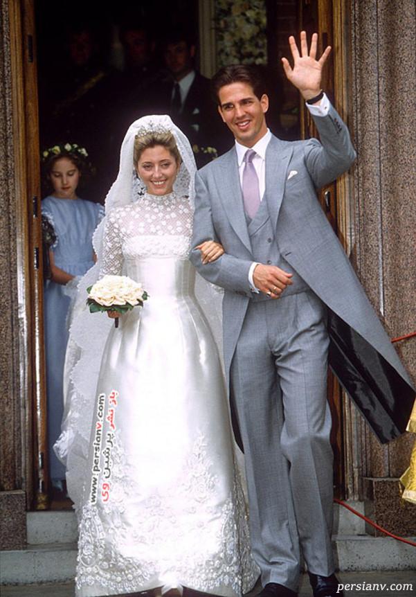 لباس عروس خواهرپاریس هیلتون