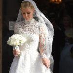 لباس عروس خیره کننده خواهر پاریس هیلتون