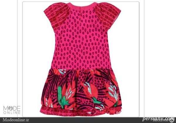 لباس های بهاری دخترانه مدرن