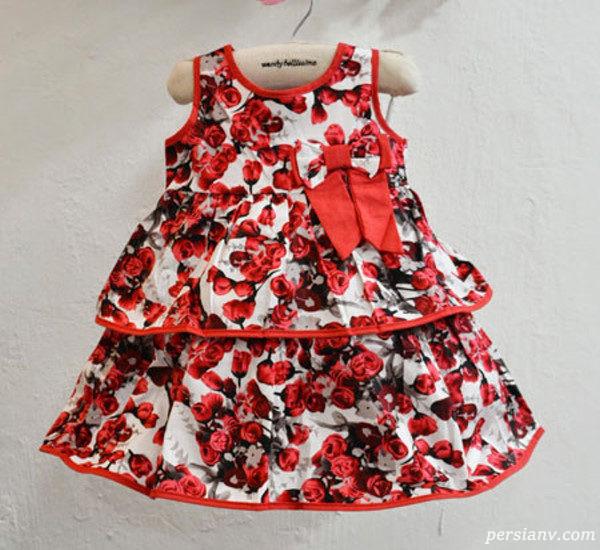 لباس های دختر بچه ها