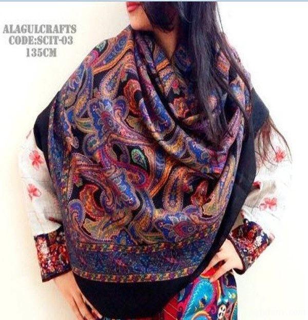روسری ترکمن ها