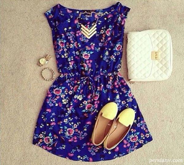 لباس های تابستانی