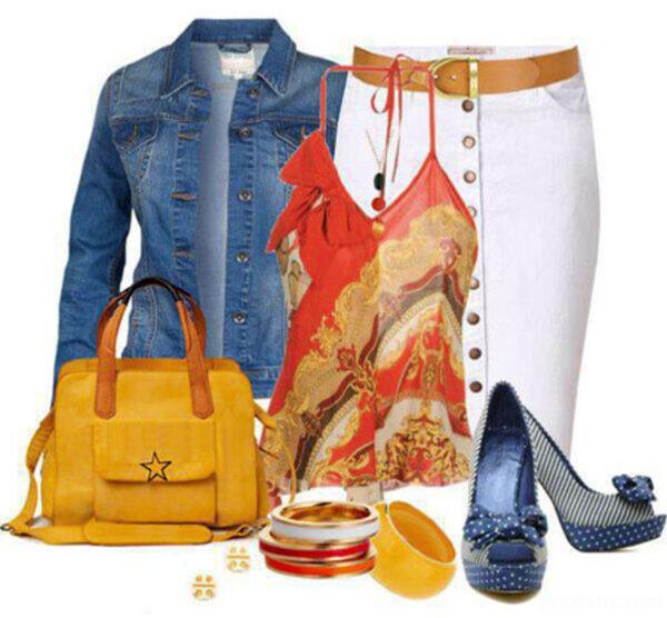 لباس بهاره