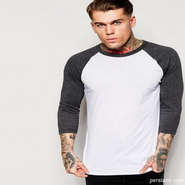 پیراهن مردانه نازک