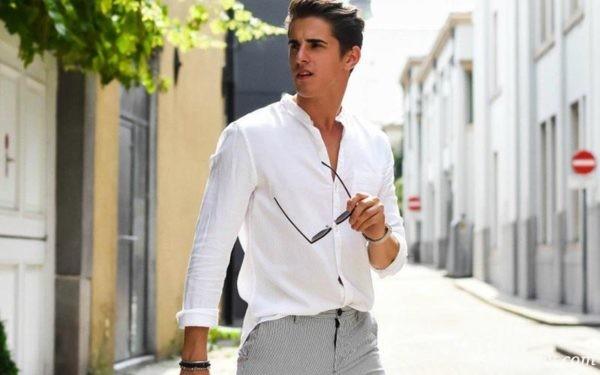 مدل پیراهن پسرانه نازک ویژه تابستان