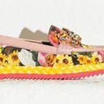 مدل کفش های سنتی زنانه و دخترانه