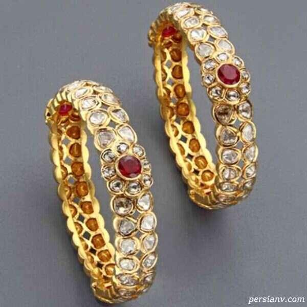 دستبندهای طلای جدید