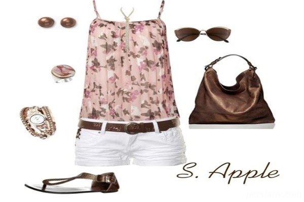ست لباس تابستانی