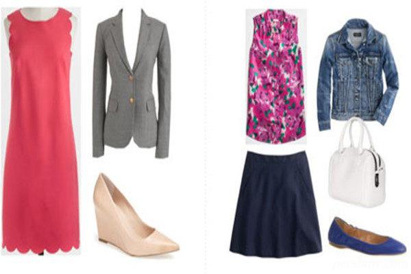 ست های لباس تابستانی زنانه زیبا و شیک